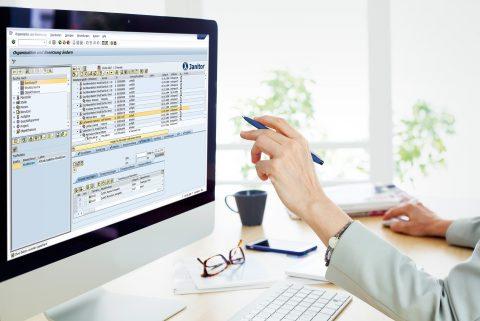 Janitor als SAP-Erweiterung
