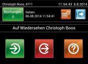 Drakos eTime Mobile | Mobile Zeiterfassung